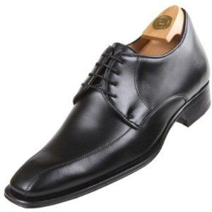 Footwear HiPlus 8431 N in boxcalf skin. Add 7 to 8 cm height