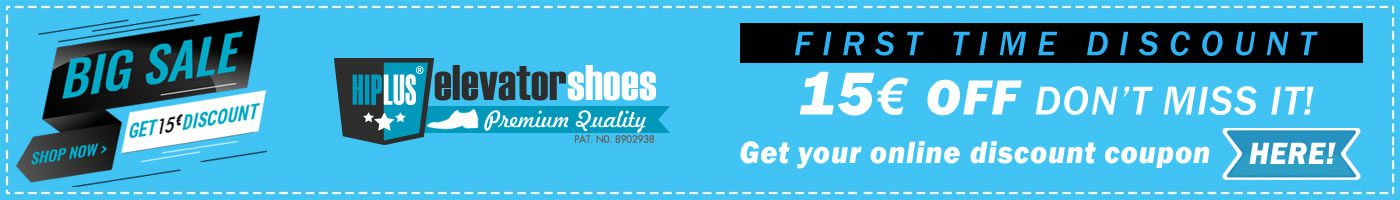 Promotional Price Height Increase Shoes