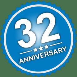 32 Anniversary